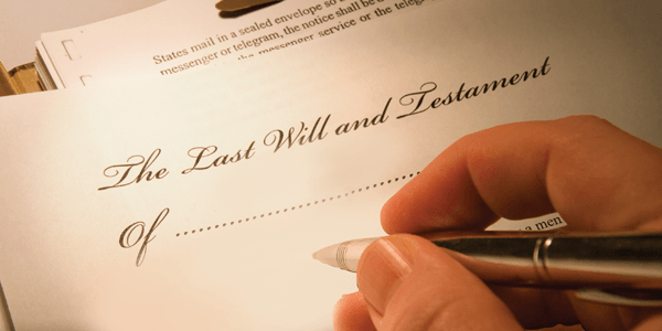 Wills - Perils of Probate